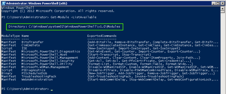 iDRAC Powershell Setup and Basic Audit – https://cliffcahill com