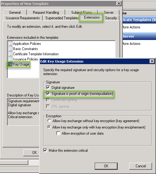 Replacing psc certificates with microsoft ca generated cert step3g yadclub Choice Image