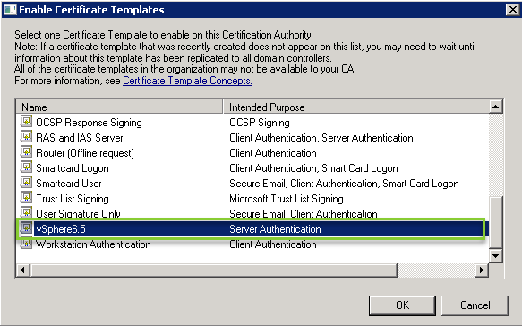 Replacing psc certificates with microsoft ca generated cert https step6g yelopaper Image collections